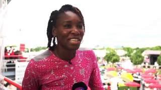 Venus Williams | 2016 Rogers Cup - Pre Tournament Interview
