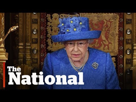 Queen's speech outlines government's legislative program
