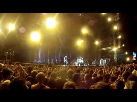30 Seconds to Mars Live in Lucca, Italy 2013 - 8 songs END