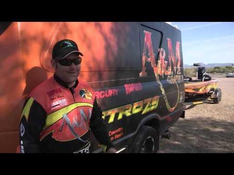 Fishing with johnny johnson aba tournament saguaro lake for Johnny johnson fishing