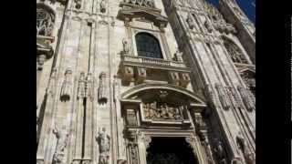 Италия-7: Милан-3  (Миланский собор)(Италия 2012: Миланский собор., 2012-08-20T18:16:28.000Z)
