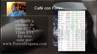 Forex con Café del 18 de Septiembre del 2017