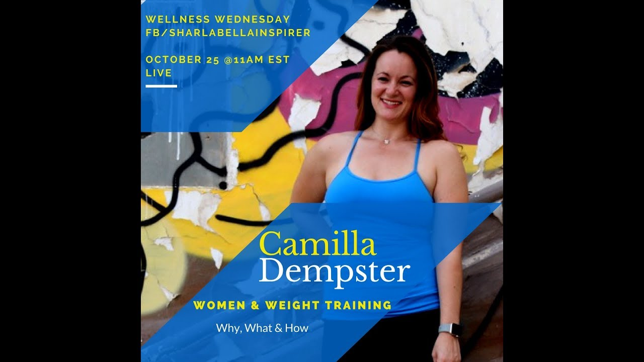 Camilla Dempster recommend