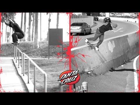 Blake Johnson & Tom Remillard - Santa Cruz's