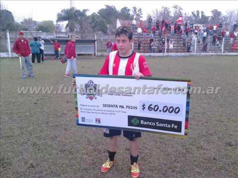 Ignacio Ynfante autor del gol a Adelante
