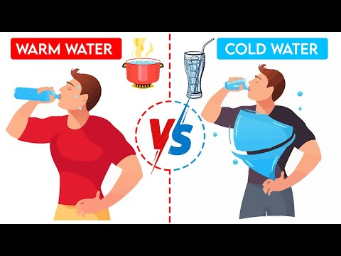 Warm vs Cold: Benefits of Drinking Warm Water vs Cold Water