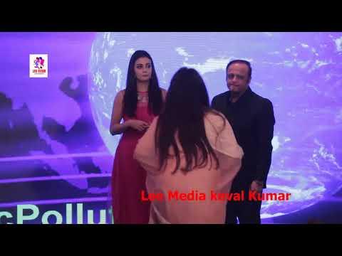 Dia Mirza, Shiamak Davar At The Launch Of Beat Plastic Pollution Campaign