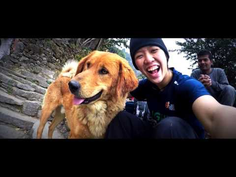 The Nepal Experience - Ghorepani Poon Hill 2017 (Go Pro Hero 5 Black)