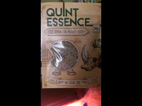 CBD QUINT ESSENCE HERB  REVIEW WWW ICEHEADSHOP CO UK