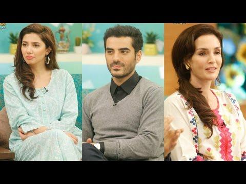 Satrungi 11 December 2015 | Mahira Khan | Adeel Hussain | Sonya Jehan