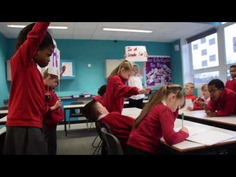 MANNEQUIN CHALLENGE - Abingdon Primary Stockport