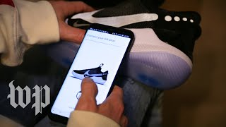 How Nike's Adapt BB 'Back to the Future' shoes stopped lacing with a software update