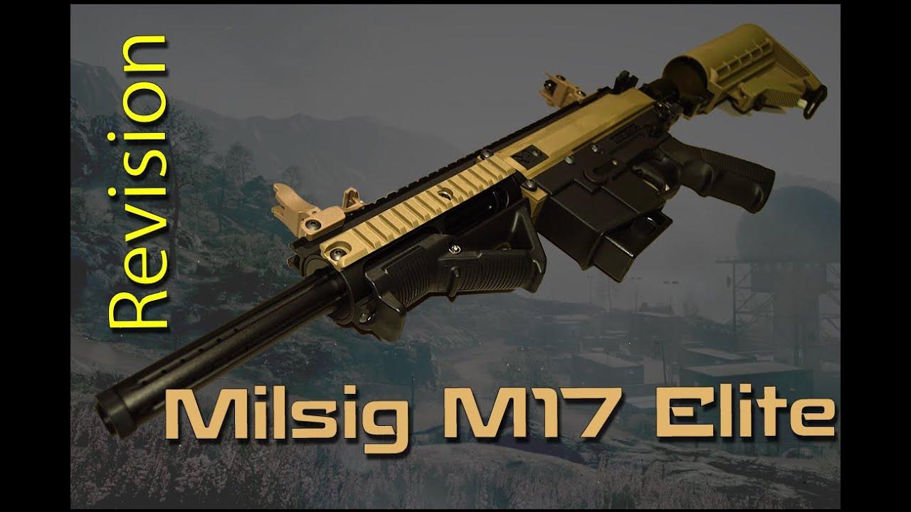 Milsig M17a2 Barrels