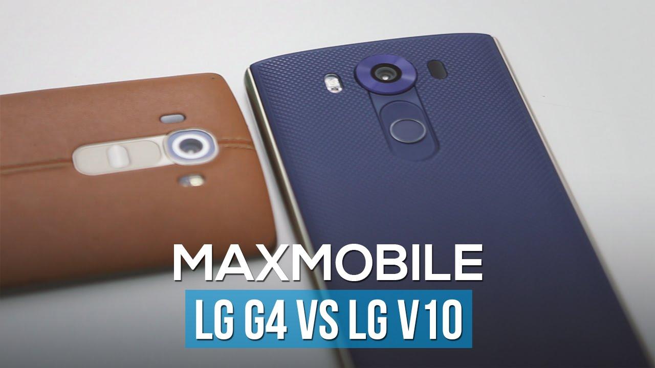 LG V10 và LG G4 – So sánh chi tiết: Đâu mới là Flagship?