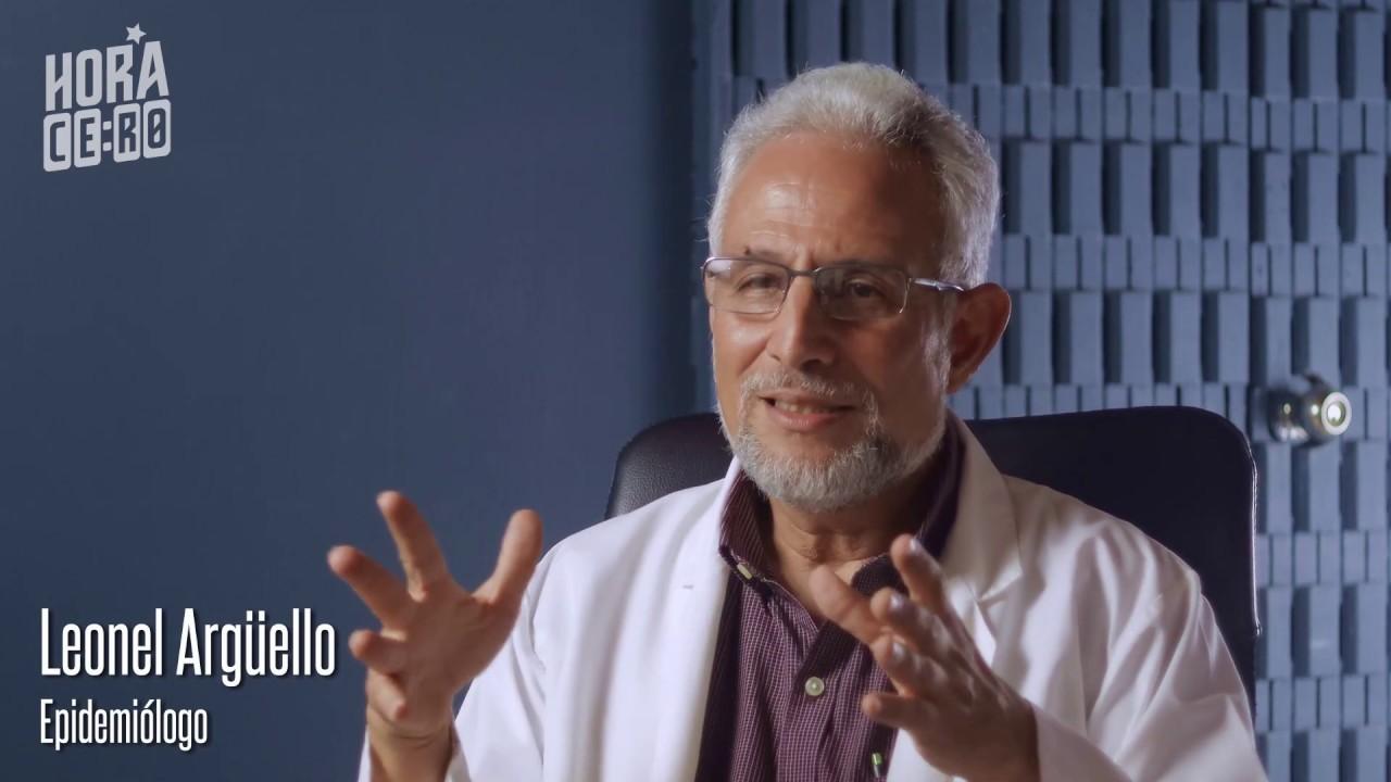Entrevista al Dr. Leonel Argüello sobre el Coronavirus
