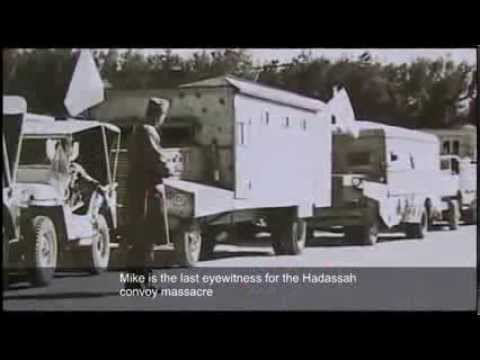 The Hadassah Hospital Convoy massacre