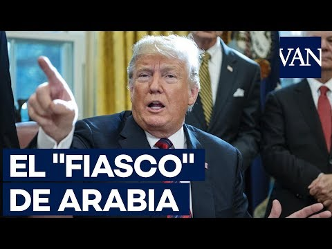 "[caso-khashoggi]-trump-critica-el-""fiasco""-de-arabia-saudí"