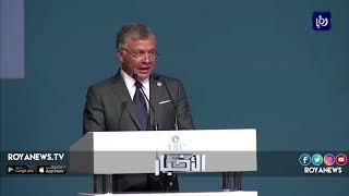 جلالة الملك: العنف الذي يواصل الاحتلال ارتكابه بحق الفلسطينيين يجب ان يتوقف - (19-5-2018)