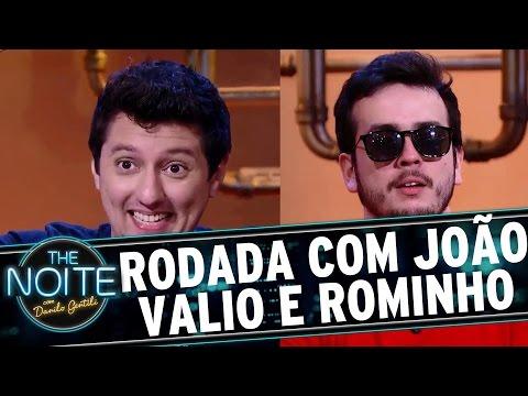 The Noite (19/10/16) - Rodada da Noite com Rominho Braga e João Valio