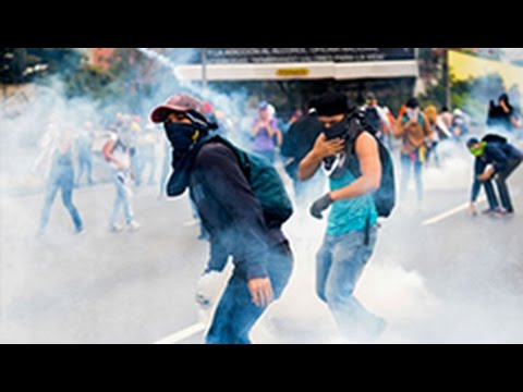 Opposition Protests in Venezuela Lead to Six Deaths