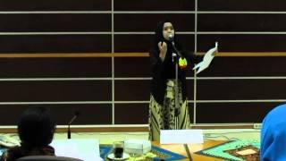 Fathimah Az-Zahra_Puisi Ayo, Karya sutardji Calzoum Bachri
