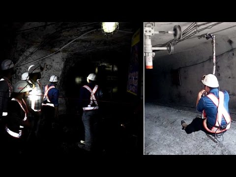 Eco-mine Tour: A First-hand Experience Of The Life Of A Miner