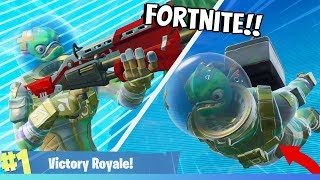 KÖPER NYA LEGENDARY FISHMAN FÖR $2000 V-BUCKS! (aliens i FORTNITE??)
