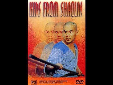 Храм Шаолинь 2 - Дети Шаолиня (1984). (The Shaolin Temple 2 - Kids from Shaolin)