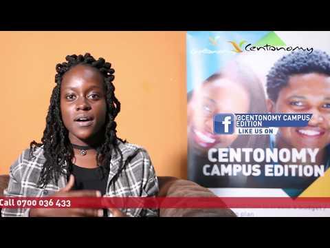 Centonomy Campus Edition- Julie Ocholla