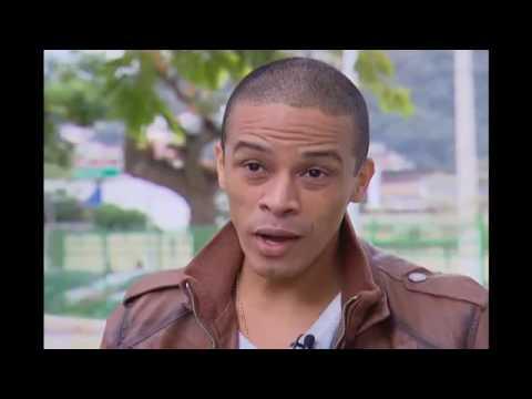 Domingo Espetacular entrevista um dos traficantes mais perigosos do Rio de Janeiro thumbnail