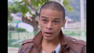 Domingo Espetacular entrevista um dos traficantes mais perigosos do Rio de Janeiro