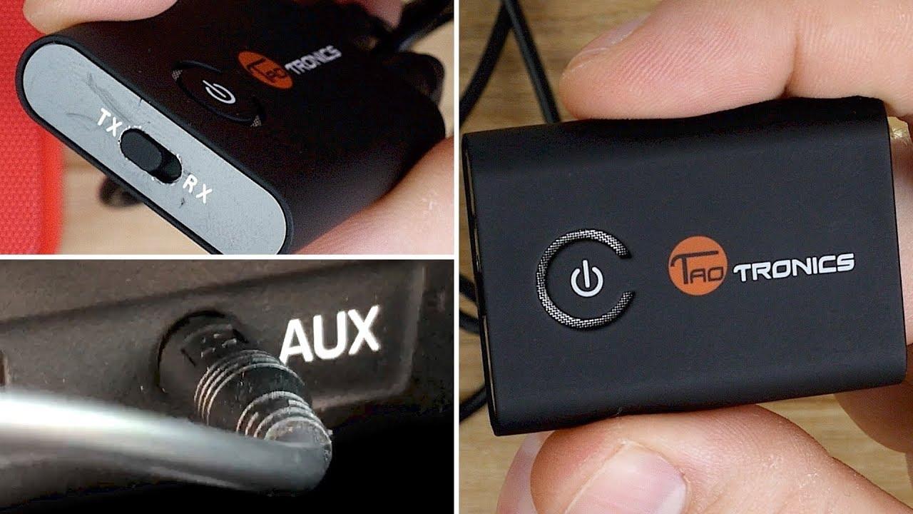Bluetooth Nachrüsten Auto Fernseher Stereoanlage Co Sender
