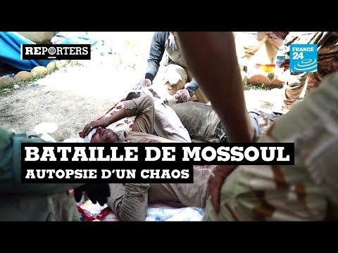 EXCLUSIF - Bataille de Mossoul : Un groupe de militaires frappé par ses propres hélicoptères !