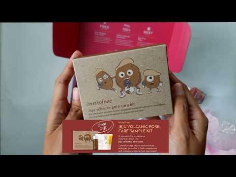 Althea Korea Haul   Dried Rose Box   Essence Leaks :(