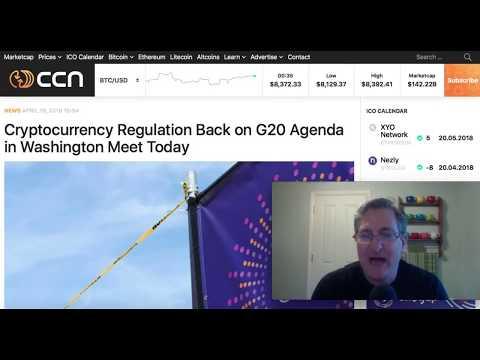 G20 Meetings & Litecoin Debit Card