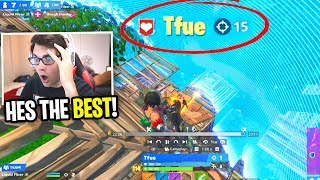 I spectated TFUE win the TRIOS FINALS with his NEW TEAM... (they are SO GOOD!)