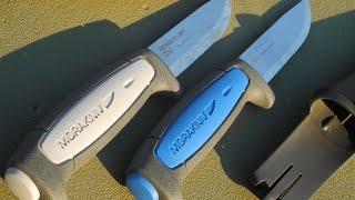 Новые ножи MORA для туризма, походов, survival - обзор и тесты