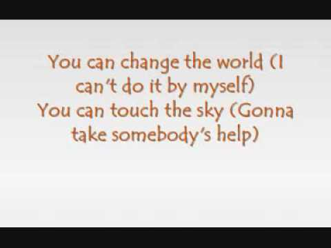 Michael Jackson - Cry (with Lyrics)