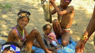 Bushman life