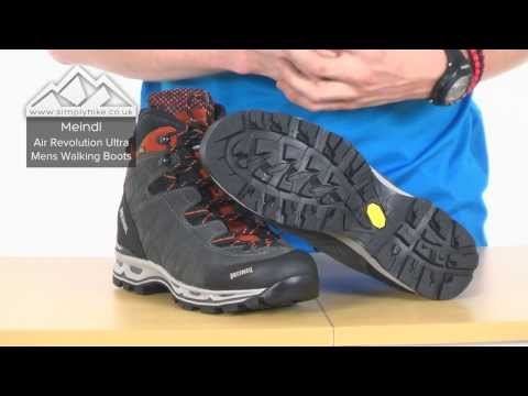 Meindl Mens Air Revolution Ultra Walking Boots - www.simplyh