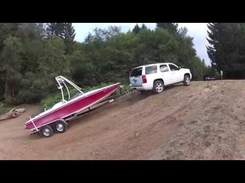 Green Peter Dam boat launch