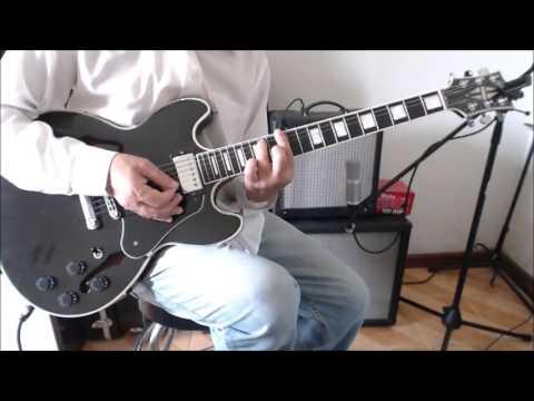 Heartbreak Hotel Guitar Cover
