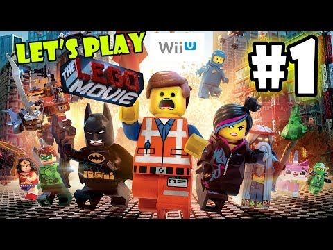 Let's Play LEGO Movie - Part 1: Lord Business' First Battle | | Father Son Co-Op Walkthrough Wii U from YouTube · Duration:  19 minutes 17 seconds