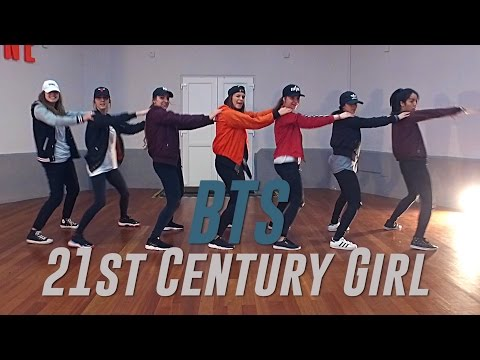"""BTS """"21st Century Girl"""" Dance Cover by R3d Seven"""