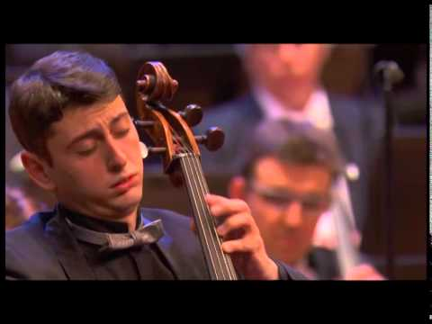 Narek Hakhnazaryan - Bach, 'Sarabande' from Cello Suite No. 3
