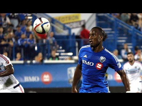 Didier Drogba vs. Chicago Fire | All Touches
