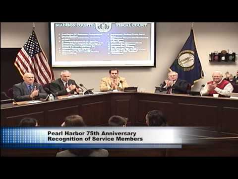 Madison County Fiscal Court - 12-06-2016