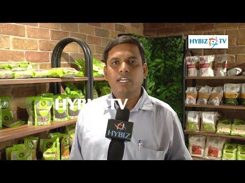 Anand | Jivati Organic Veg Restaurant Hyderabad | hybiz