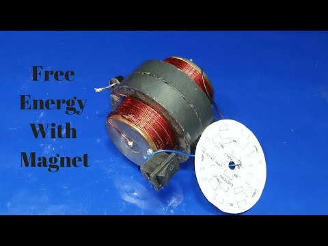 how to build free energy magnet and copper wire 100%real new automatic power technology info battery