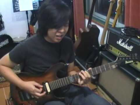 """If I Could Fly"" - Joe Satriani (Cover) by Jack Thammarat"